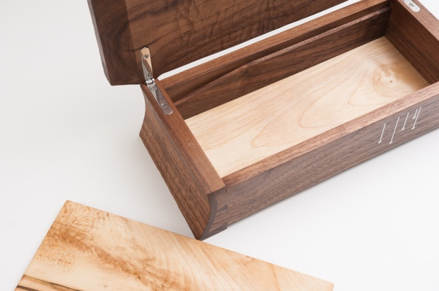 Silver Inlay Box-8